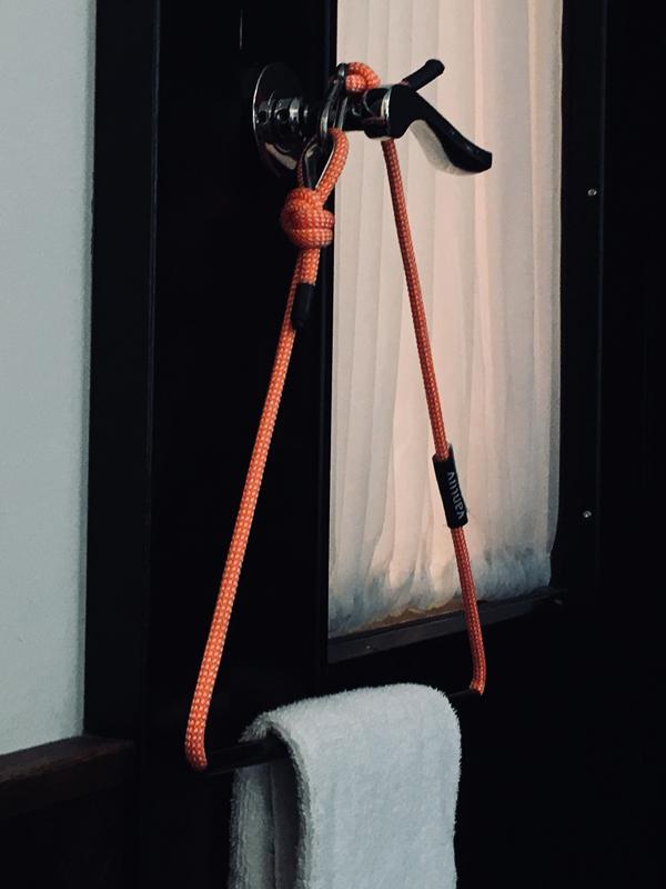 Handtuchhalter Wohnmobil Bad