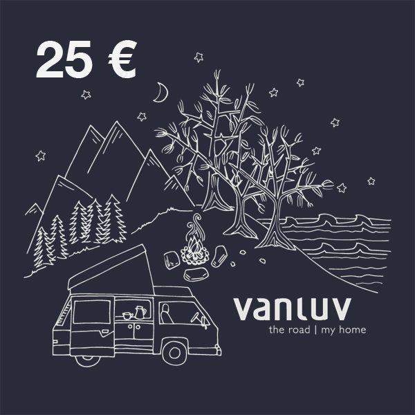 VANLUV Geschenkgutschein