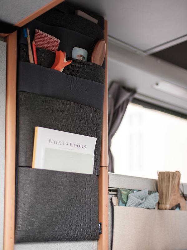 Camping Wandtaschen für VW T5