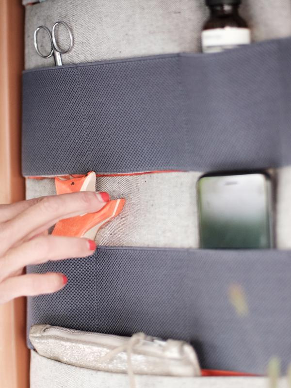 Stauraum optimal nutzen - Wandorganizer für Wohnmobil und Camping