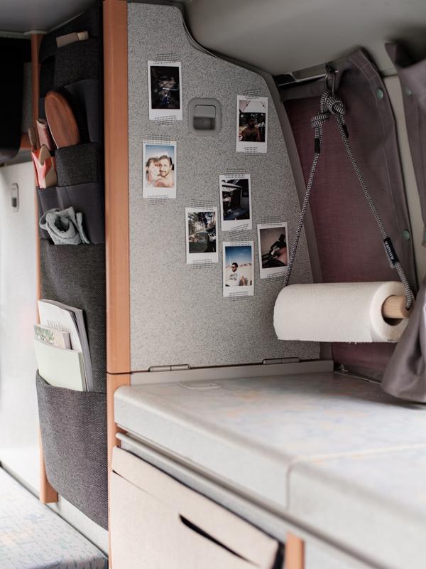 Wohnwageneinrichtung Wandtasche